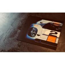 PORSCHE 917 - ALUMINIUM LIMITED PRINT 1/24 - SMALL