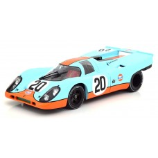 Porsche 917 Steve McQueen 1:18