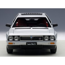 Lancia Delta S4 Year 1985 red 1:18 AUTOart Signature