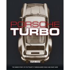 Kniha Porsche Turbo
