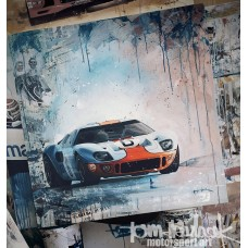 FORD GT40 1/99