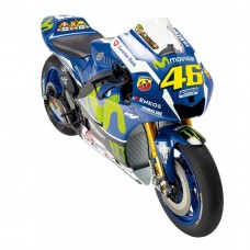 Valentino Rossis - Yamaha YZR-M1 - 1:4 - STAVEBNICE