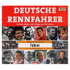 Obrazová kniha 100 let německého motorsportu v obrazech