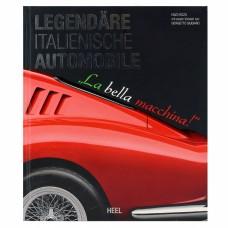 Obrazová kniha Legendární italské stroje