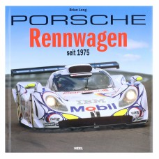 Kniha Porsche Race cars since 1975 / by Brian Long