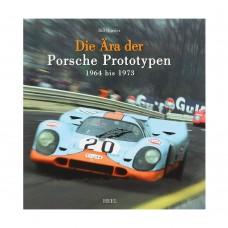 Kniha Porsche Prototypen - 1964 bis 1973