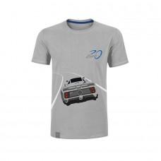 Pánské tričko Pagani 20th Zonda Grigio