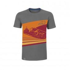 Pagani – 20th Anniversary Zonda – Tričko šedo-oranžové