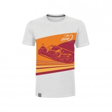 Pagani – 20th Anniversary Zonda – Tričko bílé