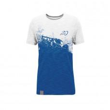 Pagani – 20th Anniversary Zonda – Tričko modro-bílé