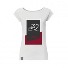 Pagani – 20th Anniversary Zonda – Dámské tričko bílé