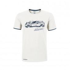Pagani – Huayra Roadster – Tričko bílé