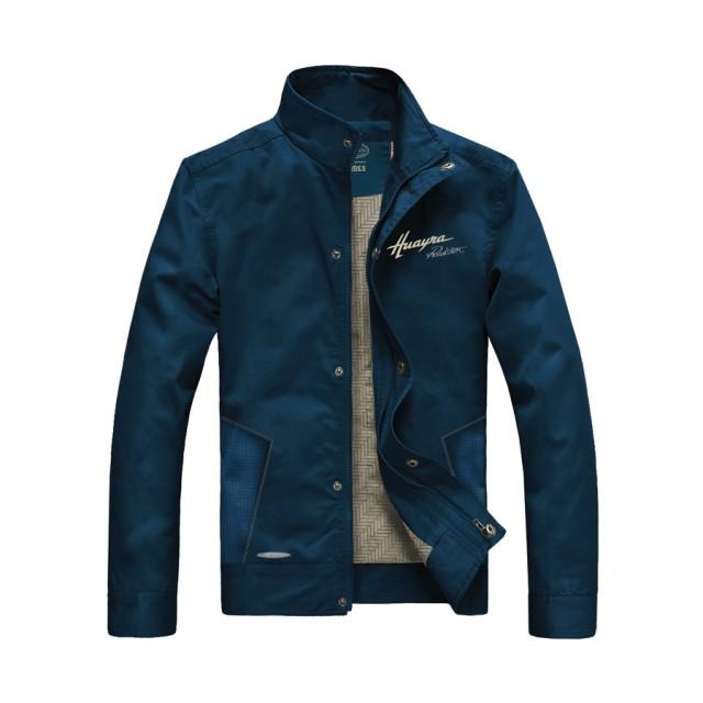 Pagani – Huayra Roadster – Zimní bunda tmavě modrá