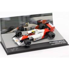 Ayrton Senna McLaren MP4/4 1/43