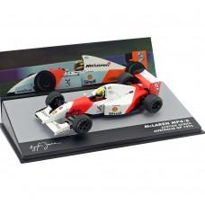 Ayrton Senna McLaren MP4/8 1/43