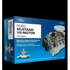 Ford Mustang V8-Motor 1:3