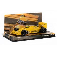 Lotus Honda 99T Ayrton Senna Japanese GP 1987