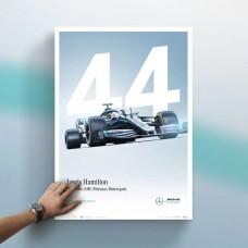 Mercedes-AMG Petronas Motorsport - Lewis Hamilton - Limited Edition