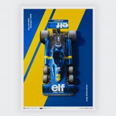 Tyrrell P34 - Jody Scheckter - Swedish Grand Prix - 1976