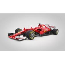 Ferrari SF70-H 2017 – Vettel