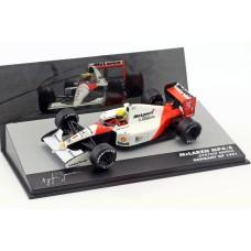 Ayrton Senna McLaren MP4/6 1/43