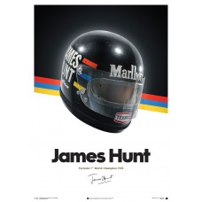 McLaren / James Hunt - Helmet
