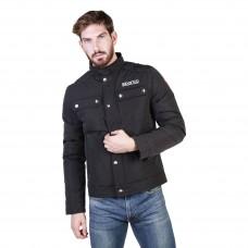 Zimní bunda Sparco Berwick černá