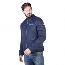 Zimní bunda Sparco Bloomington modrá