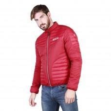 Zimní bunda Sparco Bloomington červená