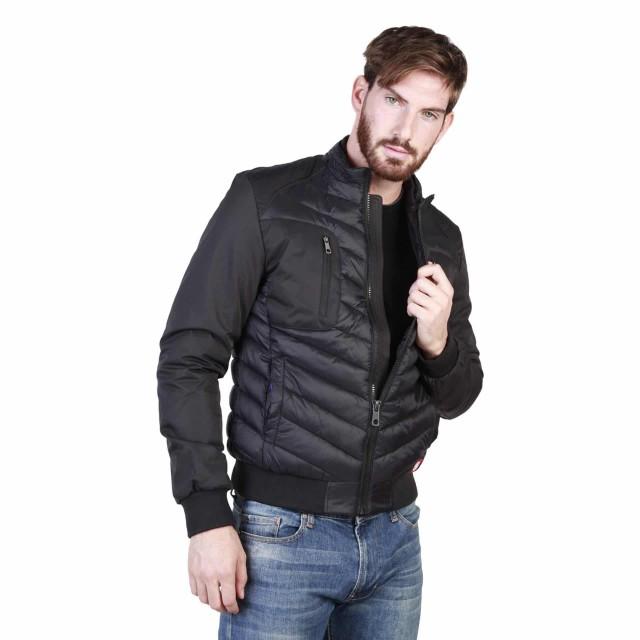 Zimní bunda Sparco Columbus černá