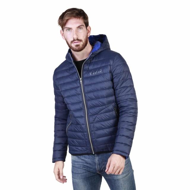 Zimní bunda Sparco Darlington modrá