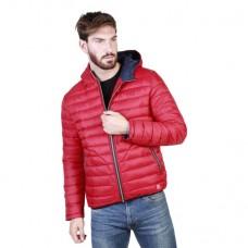 Zimní bunda Sparco Darlington červená