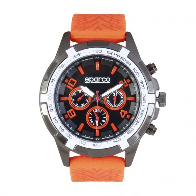 Hodinky Sparco Eddie Orange
