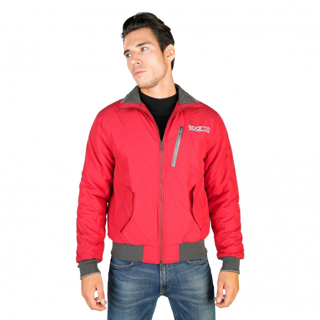 Jacket Sparco Pickup Red