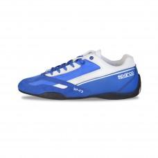 Sparco SP-F3 modrá/bílá
