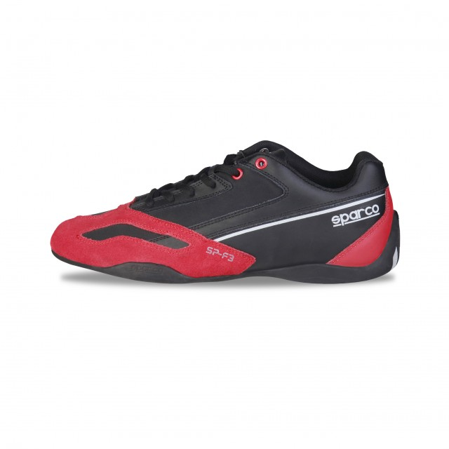 Sparco SP-F3 Black/Red