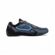Sparco SP-F7 modrá/tyrkysová