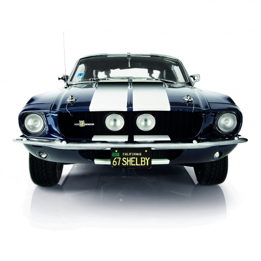 Ford shelby mustang gt500 18 stavebnice