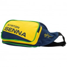 Ayrton Senna Messenger Bag Racing