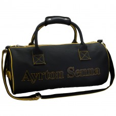 "AYRTON SENNA WEEKEND BAG ""Classic Team Lotus"""