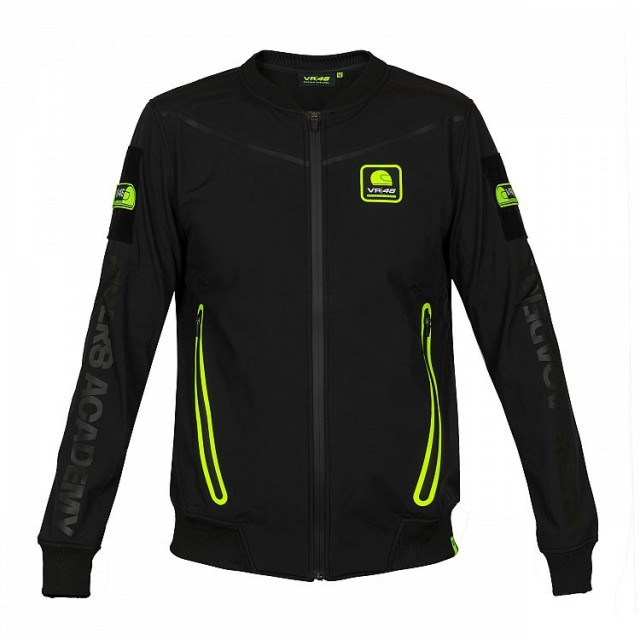 VR46 RIDERS ACADEMY FLEECE BUNDA