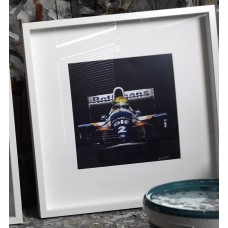 AYRTON SENNA WILLIAMS 1/99