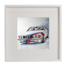 BMW 635 CSI LIMITED PRINT 1/99