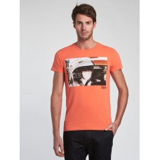 STEVE MCQUEEN EYE RACE ORANGE