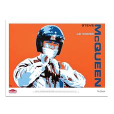 """Steve McQueen Le Mans Trilogy """"Lust Like Jo"""""""