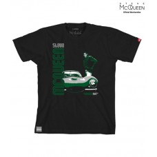 "Tričko Steve McQueen ""Green Rat"""