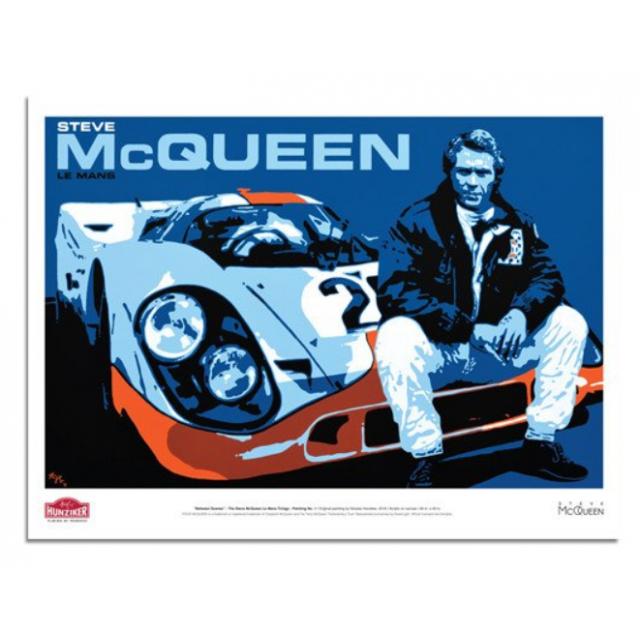 """Steve McQueen Le Mans Trilogy """"Between Scenes"""""""