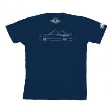 TRIČKO BMW M3 E30