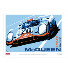 "Steve McQueen Le Mans Trilogy ""No More Waiting"""