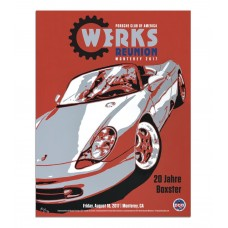 Porsche Club of America - Werks Reunion Amelia Island